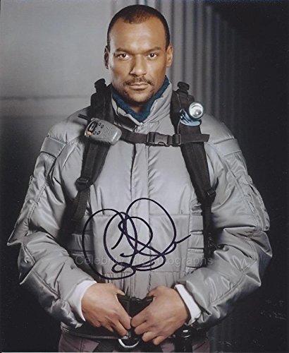 COLIN SALMON as Maxwell Stafford - AVP: Alien Vs. Predator GENUINE AUTOGRAPH