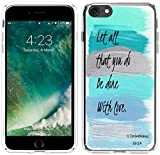 Precisely Manufactured for Iphone 6 / Iphone 6S. Use the most advanced Japanese printing technology with vivid and bright printing effects. 360 degree protection: Fully-covered Tpu ensures overall protection against dropping,bumping,scratching etc. f...