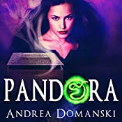Pandora: The Omega Group, Book 3 | Andrea Domanski