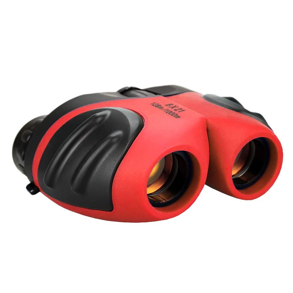 Juguetes para niños de 3-12 años Niñas, Regalos de cumpleaños para niñas, TOG Gift 8x21 Bicicletas compactas resistentes a la niebla HD para ir de excursión a la caza TG04 TOP Gift