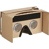 Insignia Virtual Reality Viewer (CardBoard Brown)
