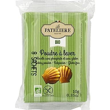 Levadura natural Sin Gluten repostería Moines, 80gr: Amazon ...