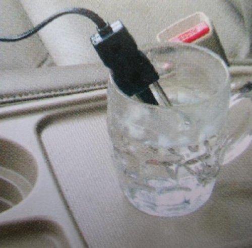 Calentador de agua de inmersión 12V / 24V portátil auto seguro Calentador de agua de café auto eléctrico: Amazon.es: Coche y moto