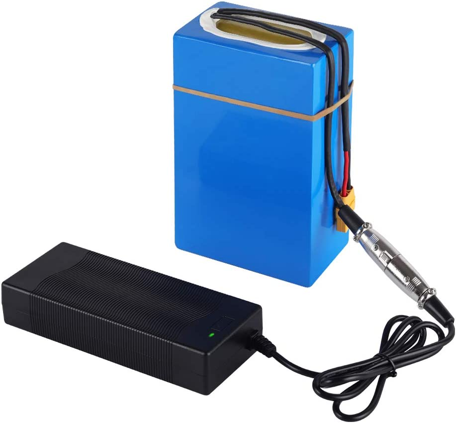 48V 20Ah Lithium Ion Pack Ebike Battery for 1000W Electric Bicycle Motor