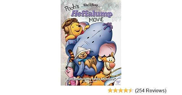Amazon.com: Poohs Heffalump Movie: Jim Cummings, Brenda ...