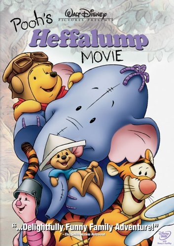 Pooh's Heffalump Movie by Buena Vista Home Video
