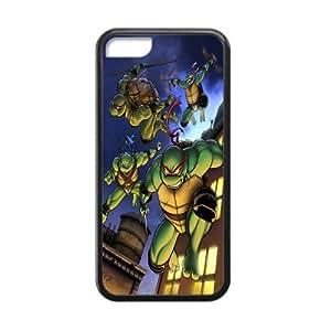 Lmf DIY phone caseGeneric Custom Phone case for iphone 5c Teenage Mutant Ninja Turtles PatternLmf DIY phone case