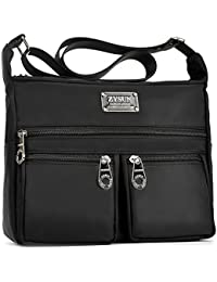 Crossbody Bags for Women,Water Resistant Lightweight...