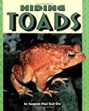 Hiding Toads, Suzanne Paul Dell'Oro, 0822536269