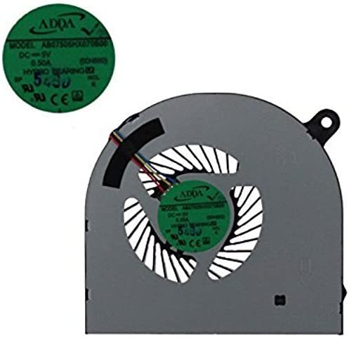 iiFix New CPU Cooler Cooling Fan For Acer Aspire V Nitro VN7-571 VN7-571G AB07505HX070B00