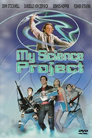 amazon co jp my science project dvd import dvd ブルーレイ
