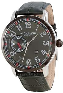 Stuhrling Original Men's 229A.332V5N54 Classic Legacy Automatic Date Grey Watch