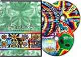 ''Learn How to Tie Dye'' complete 3-volume set