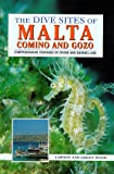 Front cover for the book The Dive Sites of Malta, Comino and Gozo (Dive Sites of the World) by Lawson Wood