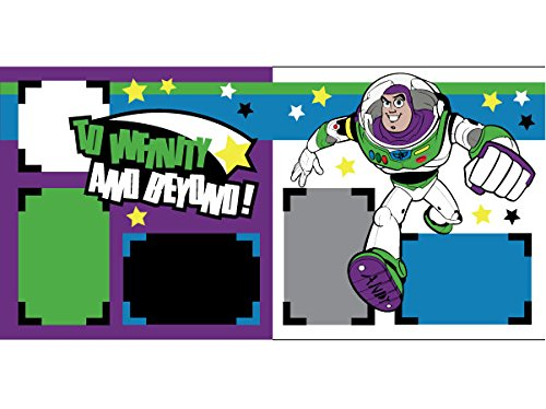 ''To Infinity and Beyond'' Scrapbook Kit
