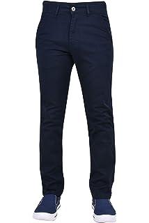 Jack /& Jones Uomo Slim Fit Jeans Ray Super-Stretch Minimale Difetti Nuovo