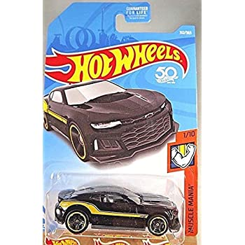 Hot Wheels 2016 Camaro z28 muscle Mania 6//10 dhr37