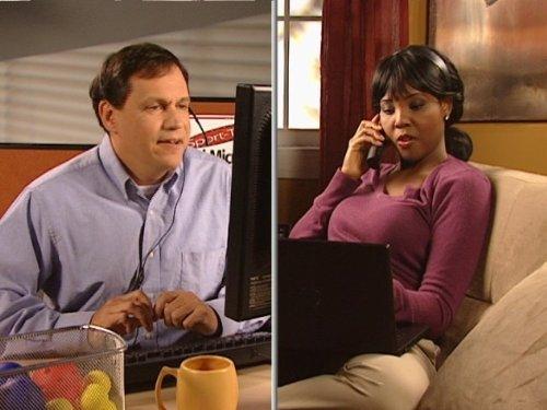 Customer Service Training DVD - Influencing the Interaction (Nancy Friedman Telephone Doctor)