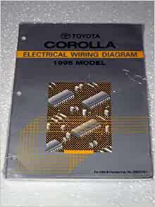 1995 Toyota Corolla Electrical Wiring Diagram (AE101 & 102 ...
