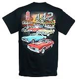 Hot Rod Apparel Company Olds 442 - Cutlass T-shirt - 100% Cotton - Preshrunk
