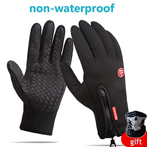 Gloves - Motorcycle Gloves Heated Gloves Waterproof Guantes Moto Winter Touch Screen Luva Motociclista Motocross Gloves Motorcycle - by VIVIAN