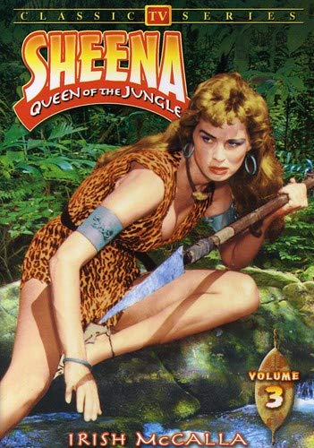Sheena Queen Of The Jungle - Volume 3