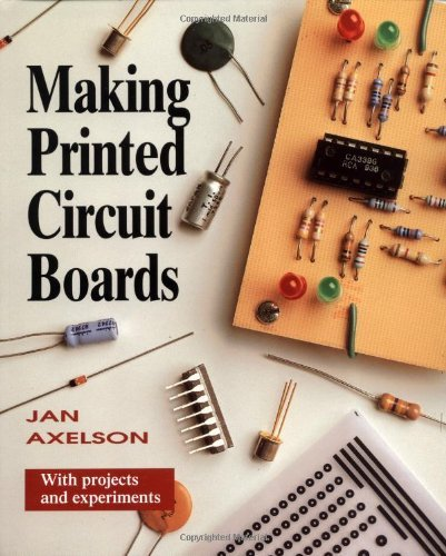 Making Printed Circuit Boards by Janet Louise Axelson (1993-07-01) Zebra Printed Circuit Board