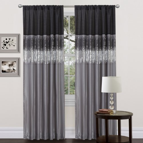 Top 10 best sequin curtains 2 panels for bedroom: Which is the best one in 2019?