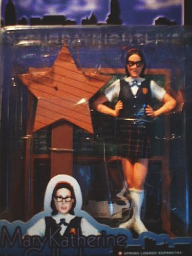 Molly Shannon as Mary Katherine Gallagher Action Figure