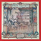 STEVE HACKETT Please Don't Touch LP Vinyl VG+ Cover VG+ Sleeve 1978 CHR 1176