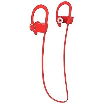 ZXK Wireless Intelligent Voice Control Bluetooth V4.1 auricular estéreo del deporte, diseño de