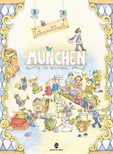 Wimmelbuch München