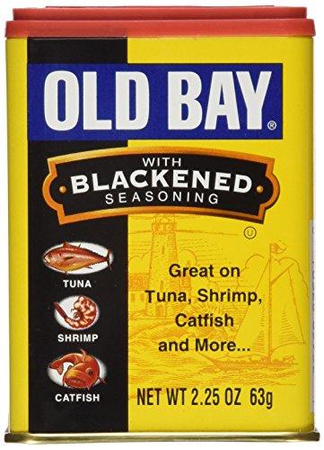 Old Bay Blackened Seasoning 2.25oz (Pack of 2)