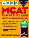 MCAT Sample Exams, Stefan Bosworth and Marion A. Brisk, 0028613120