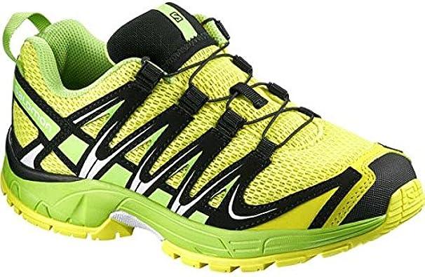 Salomon XA Pro 3D J, Zapatillas de Trail Running Unisex Niños: Amazon.es: Zapatos y complementos