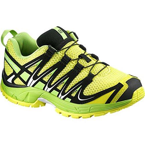 Salomon XA Pro 3D J, Calzado de Trail Running para Niños: Amazon.es: Zapatos y complementos