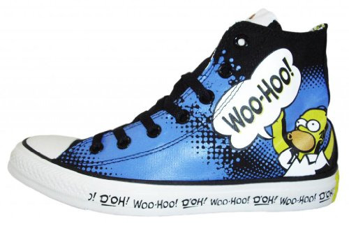 436b53a0fa1c Converse CT Hi The Simpsons Collection Homer Simpson All Star ...