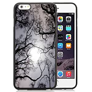 NEW Fashion Custom Designed Cover Case For iPhone 6 Plus 5.5 Inch Nature Arms Black Phone Case