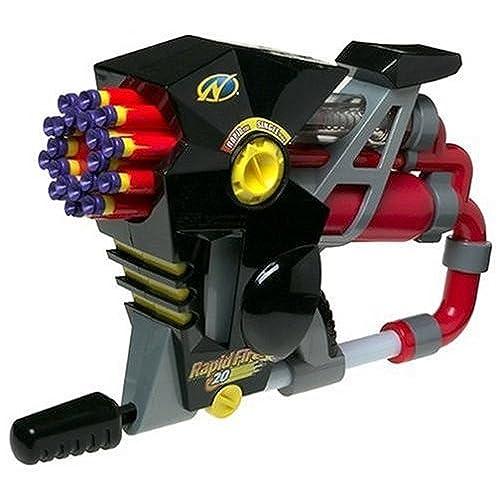 Amazon.com: Nerf N-Strike Longstrike CS-6 Dart Blaster(Discontinued by  manufacturer): Toys & Games