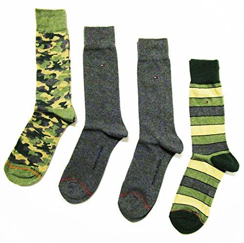 Tommy Hilfiger Dress Socks 4 pack
