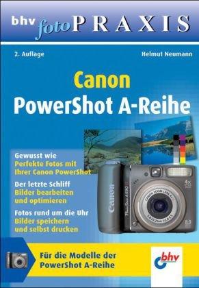 bhv Foto-Praxis: Canon PowerShot A-Reihe