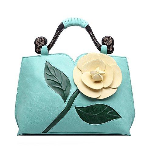 Realer Designer Clutch Structured Handbag