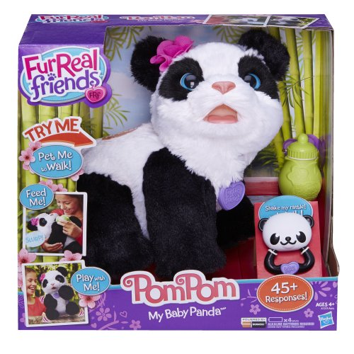 FurReal Friends Pom Pom My Baby Panda Pet by FurReal (Image #1)