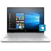 """Hewlett Packard 2SP85UA#ABL Spectre x360 Convertible 13-ae015ca 2-in-1 13.3"""" Touch Laptop, Core i5-8250U, 256GB SSD, 8GB SDRAM, Windows 10 Home"""