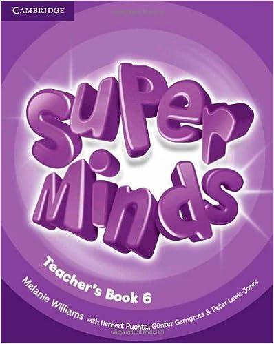 Descargar Super Minds Level 6 Teacher's Book Epub