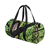 Sport Gym Bag Rodents Beauty Duffel Bag for Men and Women Travel