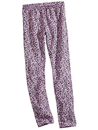 GUESS Kids Big Girl Leopard-Print Leggings (7-16)