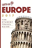 img - for Let's Go Europe 2017: The Student Travel Guide book / textbook / text book
