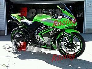 Modification Kawasaki Ninja 250R Like Ducati   New