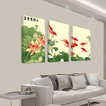 Painting Peinture décorative, Peinture Murale de Fond de ...